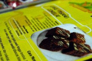 Cake Pisang Cokelat