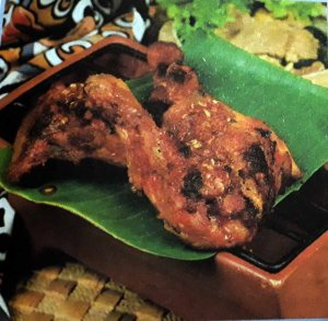 Resep Ayam Bakar Pontianak