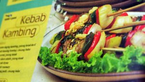 Resep Kebab Kambing