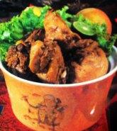 Resep Ayam Mentega