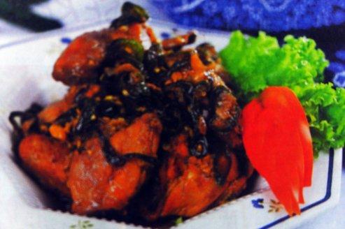 Resep Ayam Kecap Bumbu Jeruk