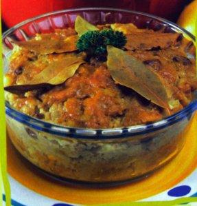 Resep Masakan Bobotie