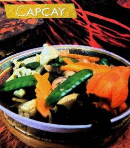 Resep Masakan Capcay