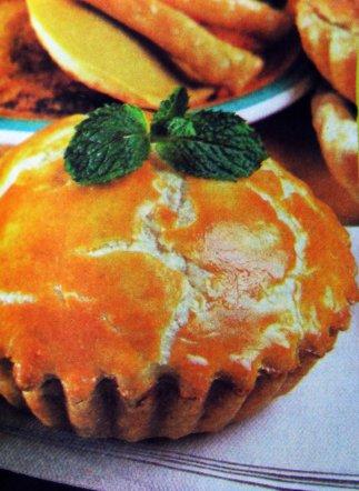 Resep Chicken Pie Ala Afrika Selatan