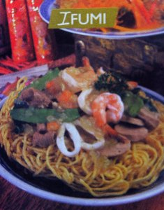 Resep Masakan I Fu Mi