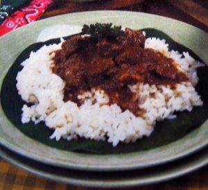 Resep Masakan Nasi Gandul