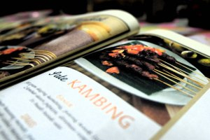 Resep Masakan Sate Kambing Kota Pati