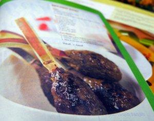 Resep Masakan Sate Sarat Bumbu