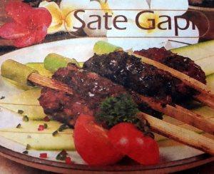 Resep Sate Gapit